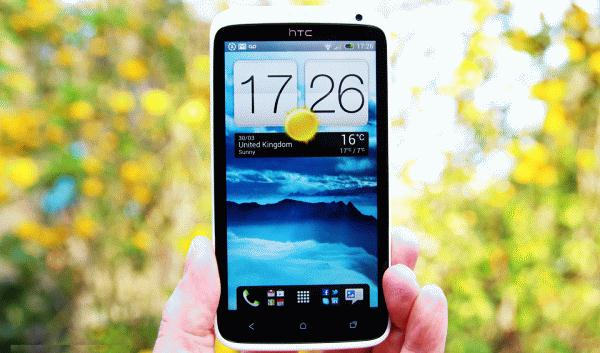 HTC One X: новый 4х-ядерный флагман на рынке Android устройств