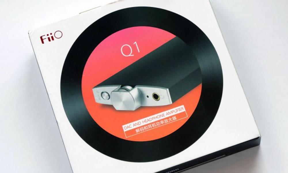FIIO Q1: ЦАП с усилителем для наушников