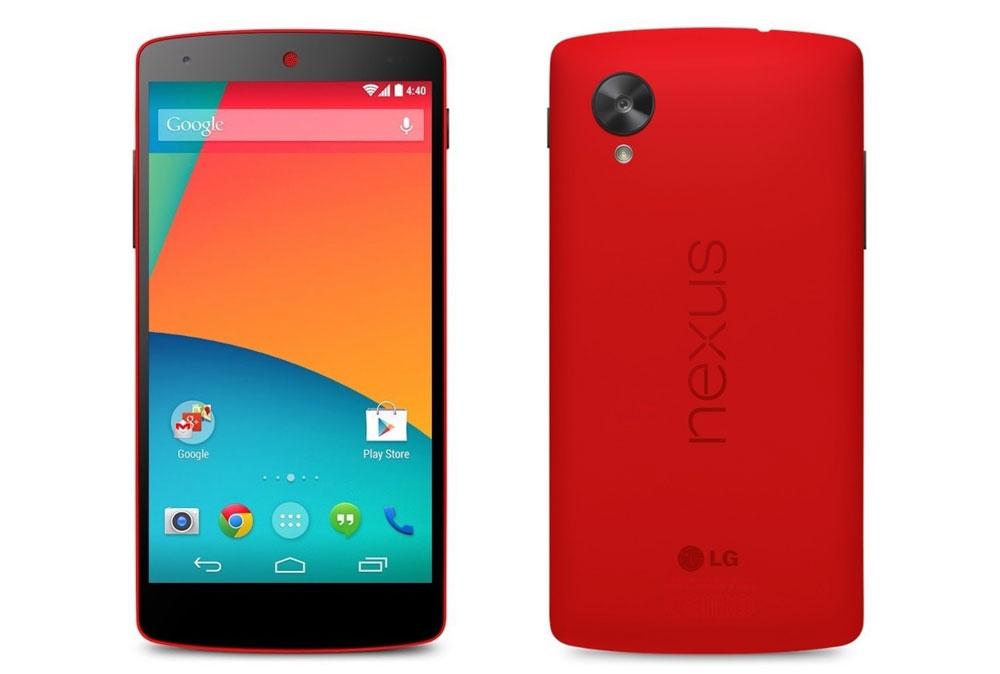 LG Nexus 5X: характеристики