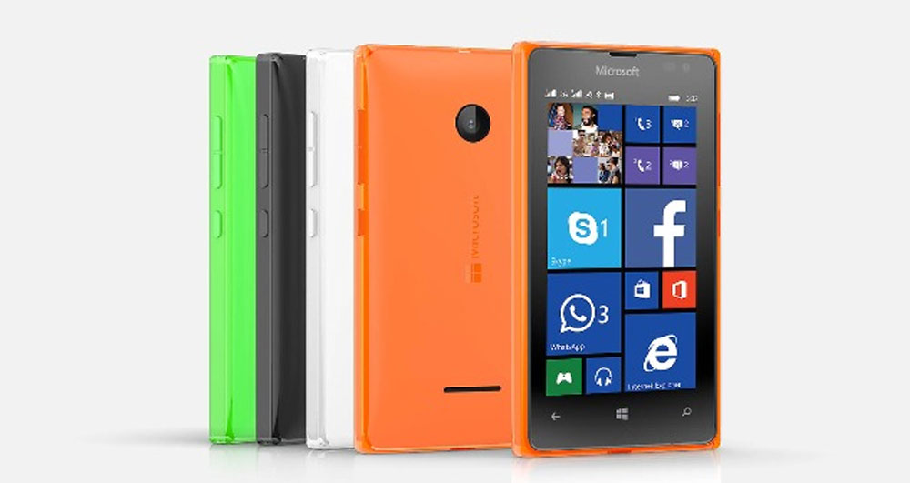 Microsoft Lumia 750: уже совсем скоро