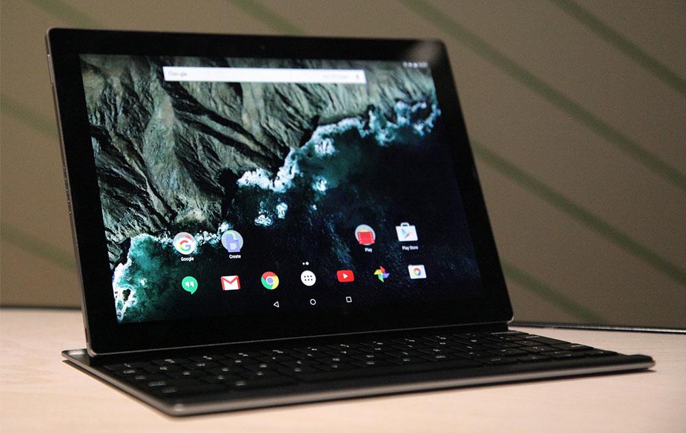 Pixel C: планшет от Google