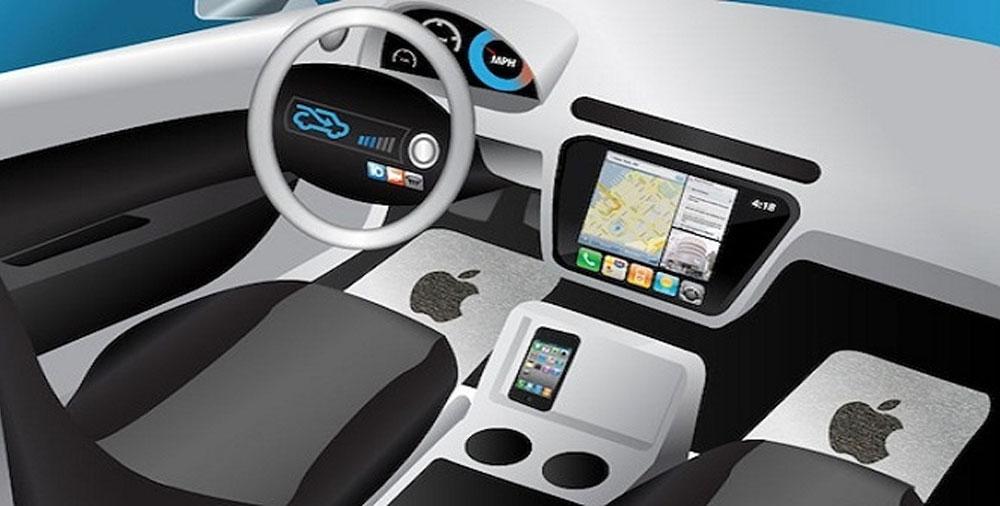Apple запланировала электромобиль к 2019 году