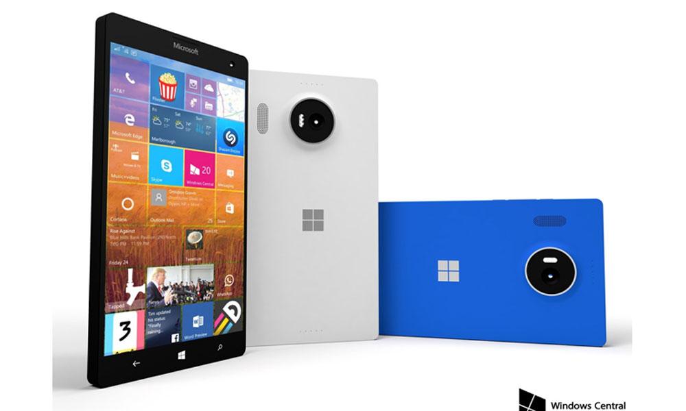 Microsoft Lumia 950 XL: технические характеристики