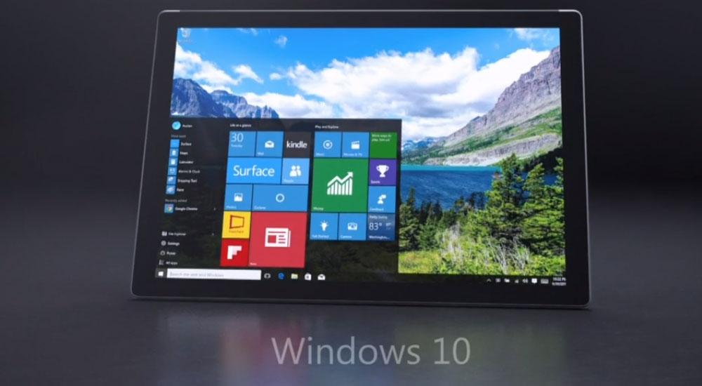 Microsoft Surface Pro 4: новинка Microsoft