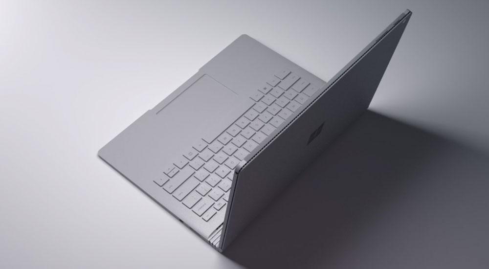Surface Book: ноутбук от Microsoft
